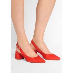 Buty ślubne damskie: Gardenia CUPITER  Czółenka red lipstick