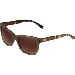 Okulary przeciwsłoneczne damskie: Michael Kors Okulary przeciwsłoneczne light brown
