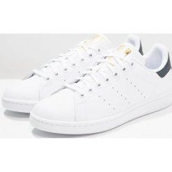 Adidas Originals STAN SMITH Tenisówki i Trampki footwear white/gold metallic. Białe tenisówki męskie marki adidas Originals, z materiału. Za 279,00 zł.