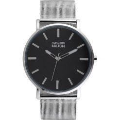"""Zegarki męskie: Zegarek kwarcowy """"Salus"""" w kolorze srebrno-czarnym"""