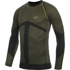 T-shirty męskie: koszulka do biegania męska ASICS SEAMLESS LONGSLEEVE TOP / 114529-0904 - ASICS SEAMLESS LONGSLEEVE TOP