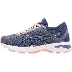 ASICS GT1000 6 Obuwie do biegania treningowe smoke blue/indigo blue/begonia. Niebieskie buty do biegania damskie Asics, z materiału. Za 269,00 zł.