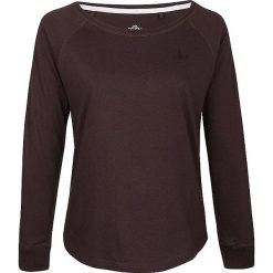 Koszulka w kolorze brązowym. Brązowe t-shirty damskie Dreimaster, xs, z bawełny, z okrągłym kołnierzem. W wyprzedaży za 64,95 zł.