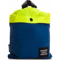 Plecak HERSCHEL - Packable Daypack 10076-01902 Neon Yellow Refl./Peacoat Refl. Niebieskie plecaki męskie Herschel, z materiału. W wyprzedaży za 189,00 zł.