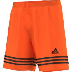 Spodenki i szorty męskie: Adidas Spodenki męskie Entrada 14 pomarańczowe r. M (F50634)