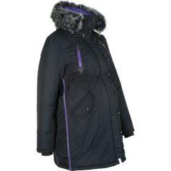 Kurtka ciążowa zimowa bonprix czarny. Brązowe kurtki ciążowe marki QUECHUA, na zimę, m, z materiału. Za 249,99 zł.