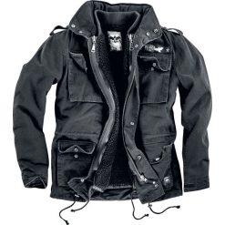 Black Premium by EMP Army Field Jacket Kurtka czarny. Czarne kurtki męskie marki Black Premium by EMP. Za 369,90 zł.