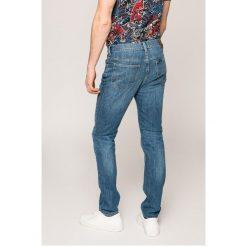 Lee - Jeansy Rider. Niebieskie jeansy męskie slim Lee. W wyprzedaży za 229,90 zł.