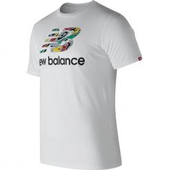 T-shirty męskie: New Balance MT81572WT
