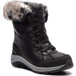 Śniegowce COLUMBIA - Bangor Omni Heat BL2743 Black/Monument 010. Czarne buty zimowe damskie Columbia, z materiału. Za 749,99 zł.