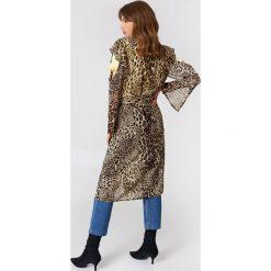 Długie sukienki: Rebecca Stella Sukienka typu kaftan z wycięciami - Multicolor
