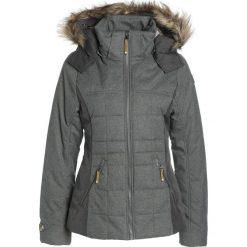Icepeak TEELA Kurtka zimowa leadgrey. Szare kurtki damskie Icepeak, na zimę, z materiału. W wyprzedaży za 439,20 zł.