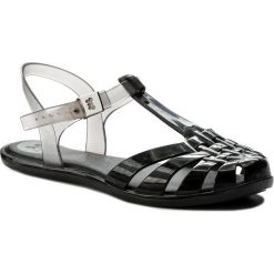 Rzymianki damskie: Sandały ZAXY – Dream Sandal Fem 81783 Black/Smoke 90225 U285047 02064