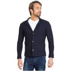 Sir Raymond Tailor Sweter Męski, M, Ciemnoniebieski. Niebieskie swetry klasyczne męskie marki Oakley, na lato, z bawełny, eleganckie. Za 229,00 zł.