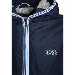 Kurtki chłopięce przeciwdeszczowe: BOSS Kidswear Kurtka zimowa marine