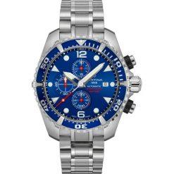 PROMOCJA ZEGAREK CERTINA DS Action C032.427.11.041.00. Niebieskie zegarki męskie CERTINA, szklane. W wyprzedaży za 4171,20 zł.