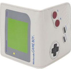 Portfele męskie: Nintendo Game Boy Portfel szary