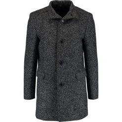 Płaszcze męskie: Selected Homme SHDMOSTO  Krótki płaszcz black/white
