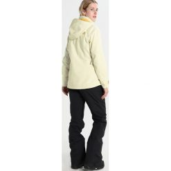 Burton JET SET  Kurtka snowboardowa canvas fleck. Białe bomberki damskie Burton, xl, z bawełny, narciarskie. W wyprzedaży za 743,20 zł.