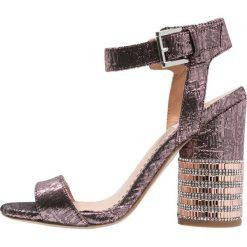 Sandały damskie: Miss Selfridge CASTLE Sandały na obcasie pink