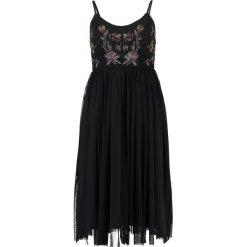 Sukienki hiszpanki: New Look GO MIDI Sukienka koktajlowa black