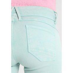 GStar LYNN DMID SUPER SKINNY ANKLE COJ Jeans Skinny Fit fresh cote. Zielone jeansy damskie marki G-Star, z bawełny. W wyprzedaży za 389,40 zł.