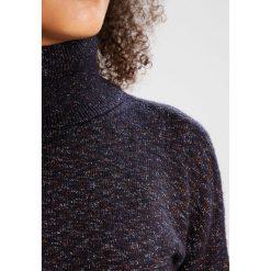 Swetry klasyczne damskie: See u Soon Sweter dark blue