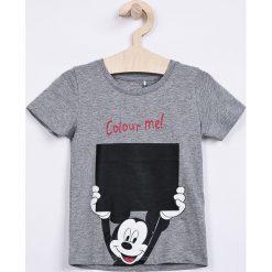 T-shirty chłopięce z nadrukiem: Name it – T-shirt dziecięce 92-110 cm