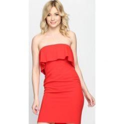 Czerwona Sukienka Summer Heat. Czerwone sukienki letnie marki Born2be, s. Za 59,99 zł.