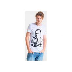 Koszulki męskie: MIŁOSZ ARTIST – t-shirt męski biały