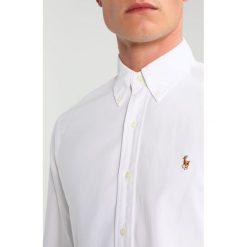 Koszule męskie na spinki: Polo Ralph Lauren CUSTOM FIT Koszula white