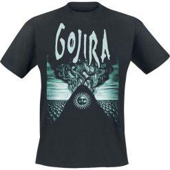 Gojira Elements T-Shirt czarny. Czarne t-shirty męskie Gojira, xxl. Za 74,90 zł.