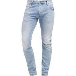 GStar ARCZ 3D SLIM Jeansy Slim Fit nippon stretch denim. Niebieskie jeansy męskie relaxed fit G-Star. Za 469,00 zł.