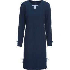 Sukienki: Sukienka bonprix ciemnoniebieski