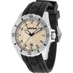 """Zegarki męskie: Zegarek kwarcowy """"Boylston"""" w kolorze czarno-srebrno-beżowym"""