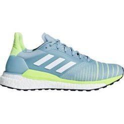 Buty do biegania damskie ADIDAS SOLAR GLIDE ASHGRE/FTWWHT/HIREYE / D97427. Czarne buty do biegania damskie marki Adidas, z kauczuku. Za 599,00 zł.
