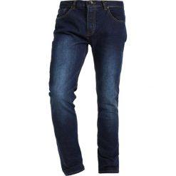 LOYALTY & FAITH BEATTIE Jeansy Slim Fit dark wash. Niebieskie rurki męskie marki LOYALTY & FAITH. Za 129,00 zł.