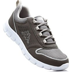 Buty sportowe z piankową podeszwą bonprix szary. Szare buty sportowe męskie bonprix, na sznurówki. Za 129,99 zł.