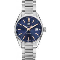 ZEGAREK TAG HEUER CARRERA LADY WAR1112.BA0601. Czarne zegarki damskie marki KALENJI, ze stali. Za 8180,00 zł.