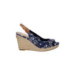 Sandały Wrangler  Sandały na koturnie  Brava WL171612. Szare sandały damskie marki Wrangler, na koturnie. Za 178,99 zł.