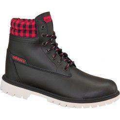 Buty trekkingowe męskie: Adidas Buty męskie Neo Utility czarne r. 44 2/3 (F38583)