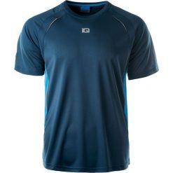 IQ Koszulka Tanat Majolica Blue/Diva Blue r. L. Szare koszulki sportowe męskie marki IQ, l. Za 53,06 zł.