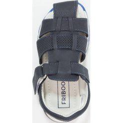 Friboo Sandały trekkingowe dark blue. Czerwone sandały męskie skórzane marki Friboo. Za 169,00 zł.