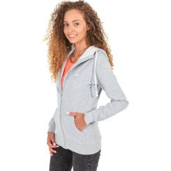 Bluzy rozpinane damskie: 4f Bluza damska H4Z17-BLD003 szara r. L