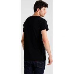 T-shirty męskie z nadrukiem: Tigha LOGO Tshirt z nadrukiem black