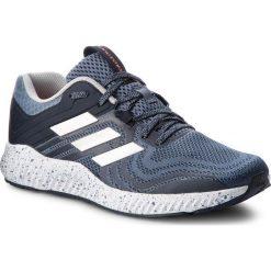 Buty adidas - Aerobounce St 2 M AQ0550 Rawste/Silvmt/Hireor. Niebieskie buty do biegania męskie Adidas, z materiału. W wyprzedaży za 279,00 zł.