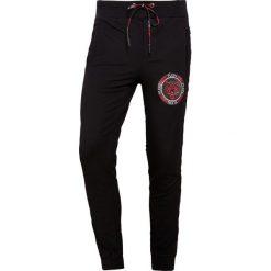 Spodnie dresowe męskie: Plein Sport TROUSERS FLY AWAY Spodnie treningowe black
