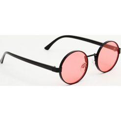 Okulary przeciwsłoneczne damskie aviatory: Okulary przeciwsłoneczne z okrągłymi oprawkami