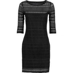 Sukienki hiszpanki: Sukienka z koronki bonprix czarny