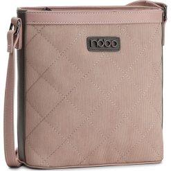 Torebka NOBO - NBAG-C1870-C004 Różowy. Czerwone listonoszki damskie Nobo, ze skóry ekologicznej. W wyprzedaży za 129,00 zł.